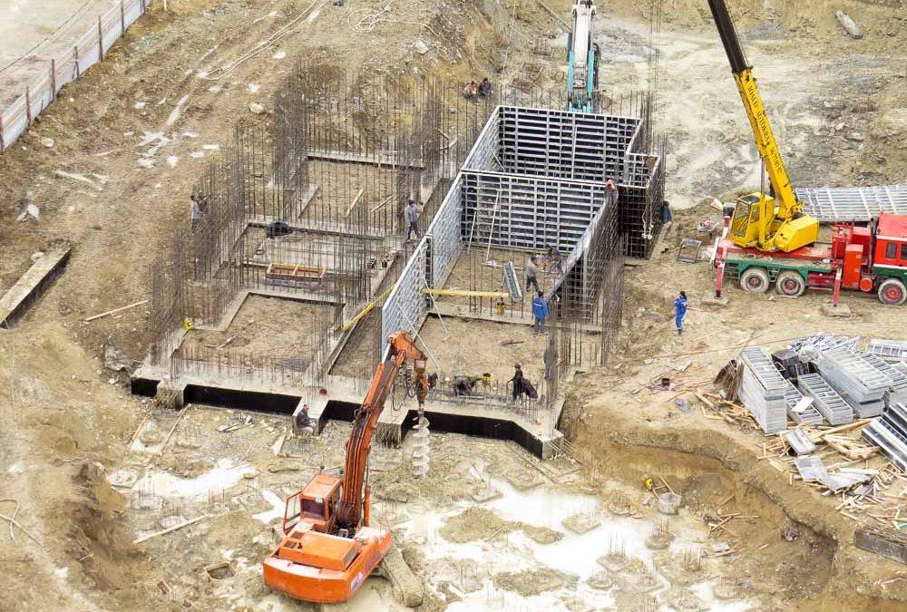 Компания «Кавказ Монолит Строй» начала строительство объектов Группы компаний ПИК