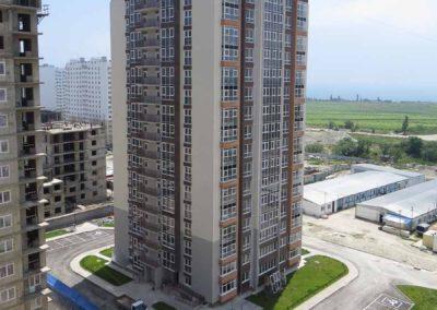 Жилой дом № 8 по ГП 16 микрорайона