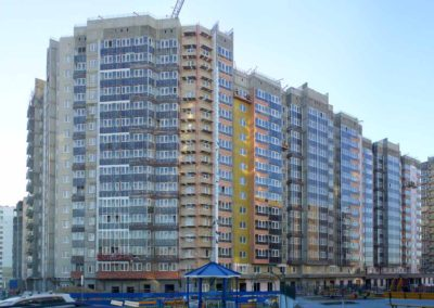 Жилой дом №5 по ГП 16 микрорайона